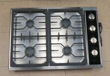 WOLF Stainess Steel CT30G S 30 Gas Cooktop Stovetop