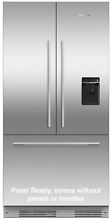 Fisher Paykel RS36A72U1N 36  Built In French Door Refrigerator Panel Ready