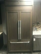 Jenn Air JF42NXFXDE 42  Panel Ready Built In French Door Refrigerator