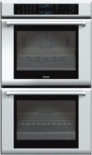 Thermador ME302JP Masterpiece Series 30  Double Electric Wall Oven Stainless
