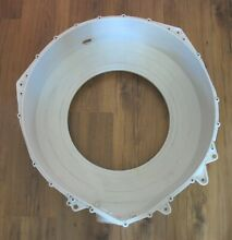 Frigidaire FTF530FS1 Front Load Washing Machine Front Outer Tub Half 131618600