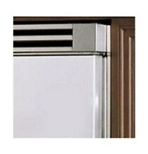 Viking Side Trim Kit for French Door Styles   Stainless Steel   FRSTKFD
