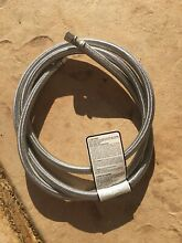 Refrigerator Stainless Braided Ice Water Supply Line 1 4  X 6