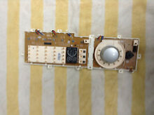 LG Washer Control Panel Circuit Board EBR32268101 free shipping