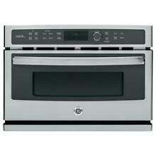 GE Profile 27in  Series Advantium PSB9100SFSS Built In Microwave Stainless steel