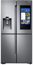 Samsung RF22N9781SR 36  Smart Counter Depth 4 Door French Door Refrigerator SxS