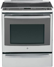 GE Profile PS920SFSS 30 Inch Slide in Electric Range with Convection Stainless