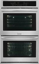 FRIGIDAIRE Gallery Series 27  Wide Double Convection Wall Oven  FGET2765PF  NEW