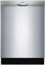 Bosch 300 DLX Series Fully Integrated Stainless Steel Dishwasher SHS863WD5N