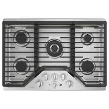 GE PGP9030SLSS Profile 30 in  Gas Cooktop in Stainless Steel with 5 Burners