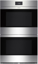 Wolf DO30CMS  M Series 30 Inch Double Wall Oven 10 2 cu  ft Stainless Steel