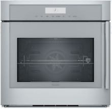 Thermador MED301LWS Masterpiece Series 30 Inch Built In Wall Oven Left Hinge