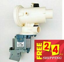 Washer Drain Pump  Whirlpool Duet GHW9100LW GHW9300PW Maytag 4000 Kenmore HE3T