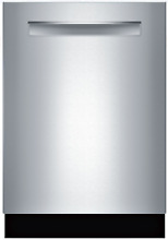 Bosch 500 DLX Series SHP865WD5N Fully Integrated Dishwasher Stainless Steel 24