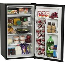 Mini Small Fridge Compact Food Refrigerator Kitchen Home Single Door 3 3 Cu ft