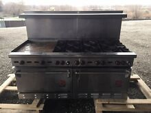 Wolf Range Oven   Commercial Challenger Series
