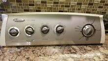 WHIRLPOOL WASHER WASH MACHINE CONTROL PANEL W10082040 PARTS