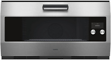Gaggenau EB333610 36 Inch Single Electric Wall Oven with Convection in Stainless