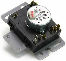 Whirlpool Maytag Electric Dryer Timer BWR981212 fits W10745655