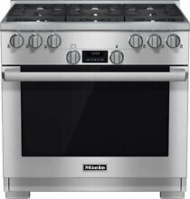 HR1134G MIELE 36  ALL GAS RANGE 6 BRNS  MIELE B STOCK BRAND NEW FULL WARRANTY