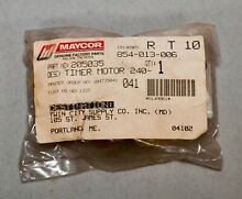 Maycor Maytag 205035 Washer Washing Machine Timer Motor 2 5035