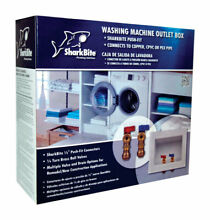 SharkBite  Washing Machine Outlet Box