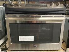 GE 30  Drop In Electric Range 4 Burners Stainless S   JD630SF7SS