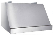 Best WP28M36SB Classico Series 36  Wall Mount Pro Style Range Hood Stainless