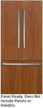 Bosch B36IT900NP  Benchmark Series 36 Inch Built In Panel Ready Refrigerator
