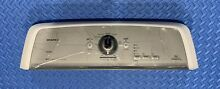 WHIRL MAYTAG CONSOLE W CONTROL BOARD KNOB W10287062 W10272634 FOR DRYERS see pic