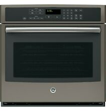 GE Profile 30  Electric Self Cleaning Convection Single Wall Oven PT7050EHES NEW
