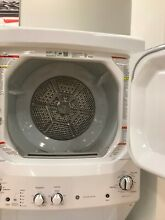 GE Washer and Dryer combo stackable Gas machine Cyber Monday Black Friday