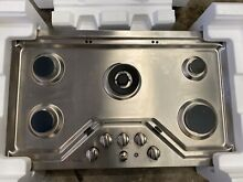 GE Profile PGP9036SLSS 36 Inch Natural Gas Cooktop with 5 Sealed Burners
