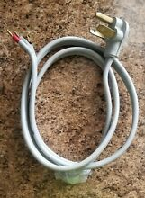 3 Prong Dryer Cord