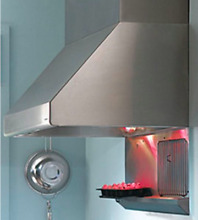 Vent A Hood NPXH18 230SS Wall Mount Hood with Dual Blower  600 CFM  NEW