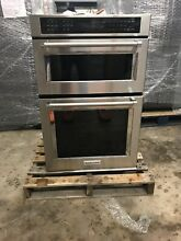 KitchenAid KOCE507ESS 27  Stainless Steel Electric Built In Microwave Combinatio