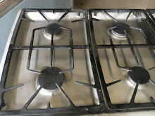 Thermador 37 in  Cooktop  Used  Good Condition Nat Gas