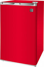 Mini Small Fridge Compact Food Refrigerator Kitchen Home Single Door 3 2 Cu ft