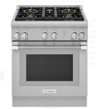 Thermador PRG304WH Pro Harmony Professional 30  Gas Range in Stainless Steel