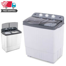 Small Spaces Washer Dryer Combo RV Apartment Compact Little Mini Washing Machine