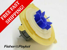 New Full Warranty Fisher   Paykel Dishwasher Motor Rotor 524185P shipped from US
