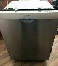 BOSCH DISH WASHER SHE43RL5UC 64 STAINLESS STEEL