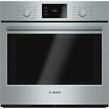 Bosch HBL5451UC 500 30  Stainless Steel Electric Single Wall Oven   Convection