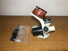 MAYTAG NEPTUNE MAH5500BWW WASHER PART DRAIN PUMP