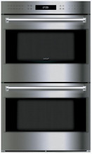 Wolf DO30PESPH 30  E Series Double Oven w Pro Handle in Stainless Steel