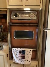 Caloric Top Range and Wall Oven
