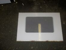 Whirlpool GE range oven stove outer droor glass WP8053834