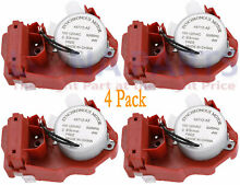 4 Pack W10006355 Washer Washing Shift Actuator AP4514409 PS2579376 for Whirlpool