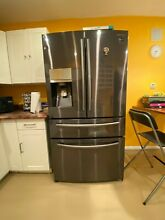 Samsung RF28NHEDBSR 4 Door French Door 21 5  Touchscreen Refrigerator