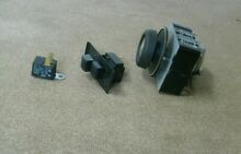 Maytag switches knobs Vintage Maytag GE washer dryer electrical parts